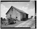 GENERAL VIEW, REAR SIDE - Barn B, Macungie, Lehigh County, PA HABS PA,39-MAC.V,2B-2.tif