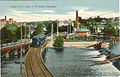 GPH car 51 crossing the Speed river leaving Preston for Hespeler..jpg