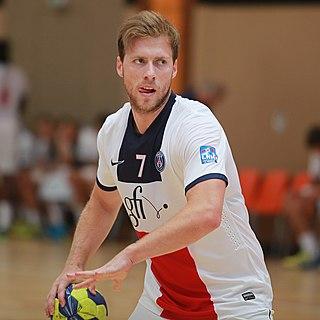 Gábor Császár Hungarian handball player