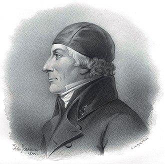 Johan Gottlieb Gahn - Johan Gottlieb Gahn