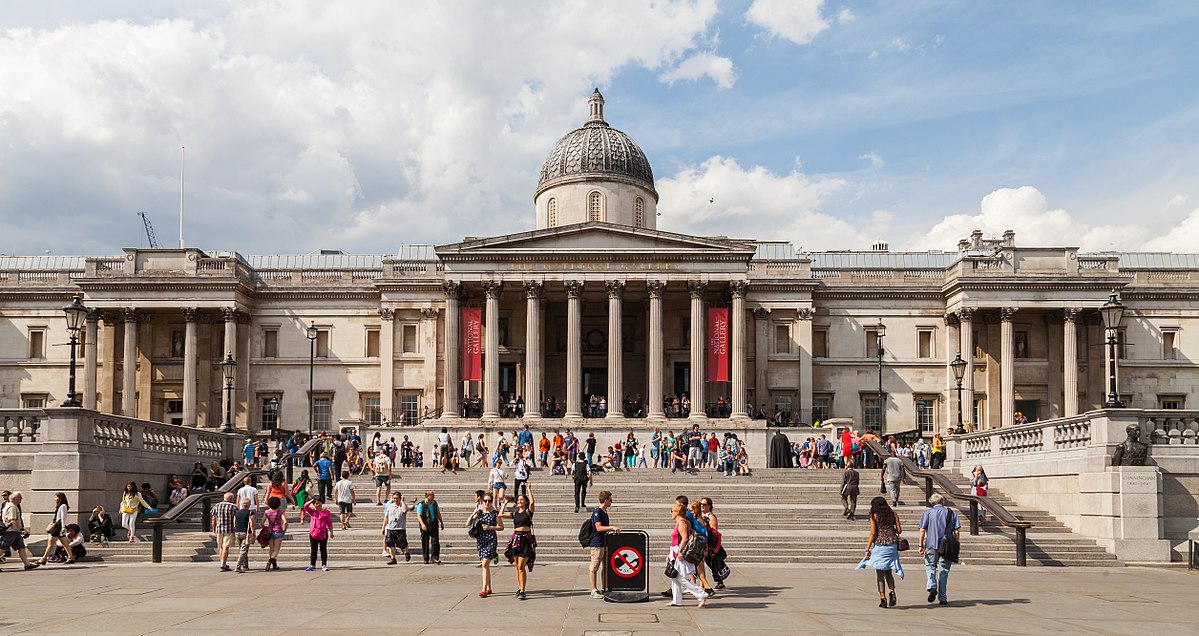 The National Gallery - Wikipedia, la enciclopedia libre