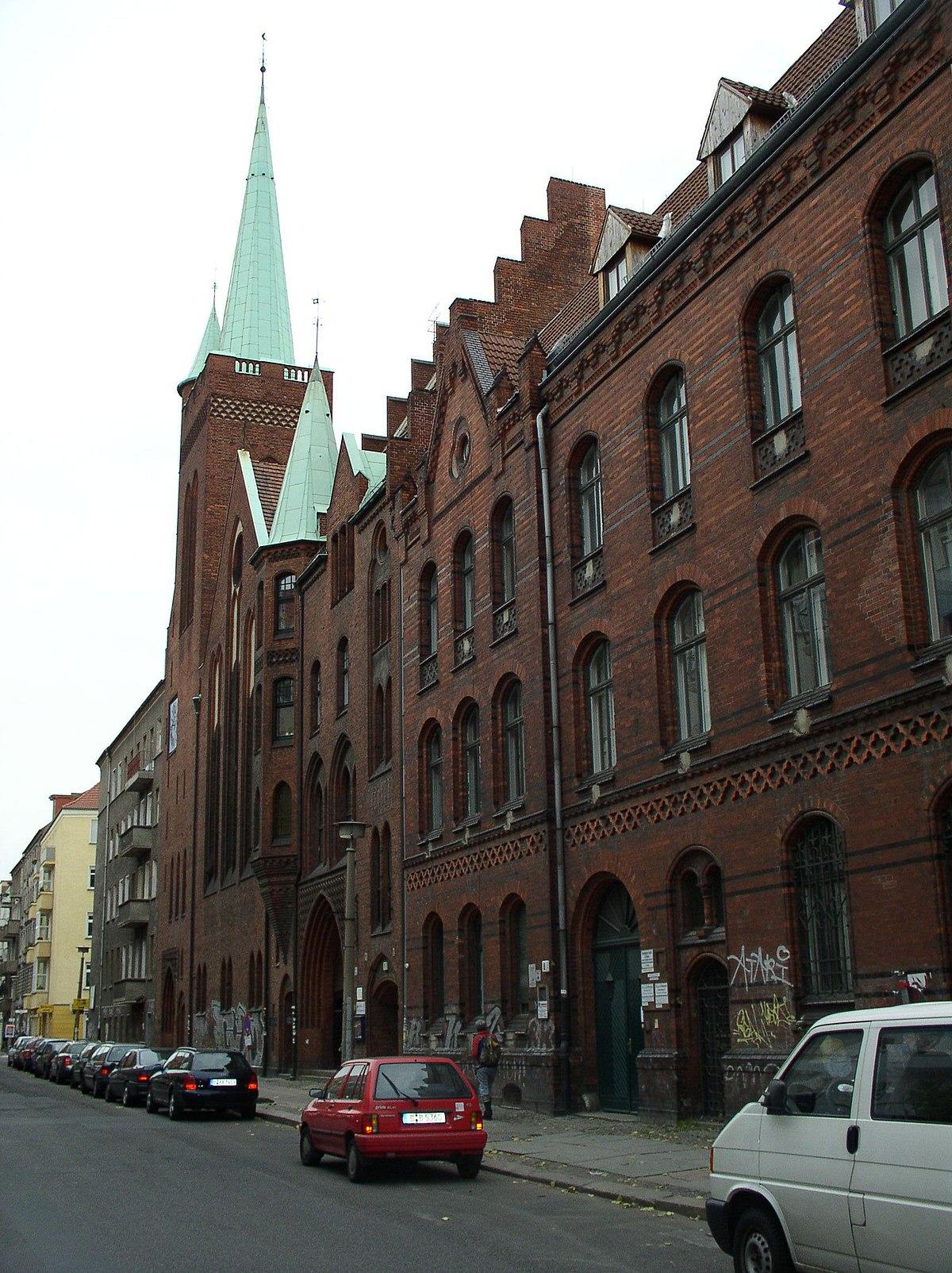 galil akirche berlin friedrichshain wikipedia