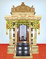 Ganapathi Temple in Perigottukara Devasthanam.jpg