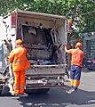 Garbage truck in Tbilisi.jpg