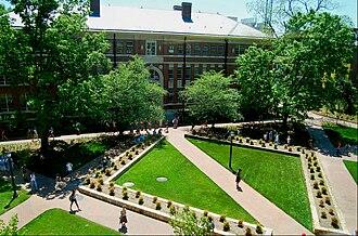 Oliver Max Gardner - Gardner Hall at the University of North Carolina at Chapel Hill