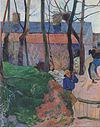 Gauguin - Häuser in Le Pouldu - 1890.jpeg