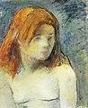 Gauguin 1884 Buste d'adolescente nue.jpg