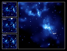 Image illustrative de l'article Sagittarius A*