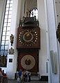 Gdańsk Bazylika Mariacka Zegar astronomiczny.jpg