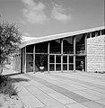 Gebouw van de agrarische faculteit van het Weizmann-Instituut te Rehovot Gezich, Bestanddeelnr 255-3949.jpg