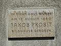 Geburtshaus von Jakob Probst (1880–1966) Dorfplatz 15, Reigoldswil (3).jpg