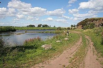 Loch Gelly - Gelly Loch