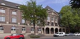 Zeppelinallee in Gelsenkirchen