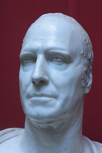 Sir David Baird, 1st Baronet - Sculpture of Baird by Lawrence Macdonald, 1828