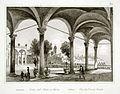 Genova - Veduta dal Palazzo del Pincipe-Audot - da L'Italie..., Paris, Audot Fils, 1834-1837.jpg