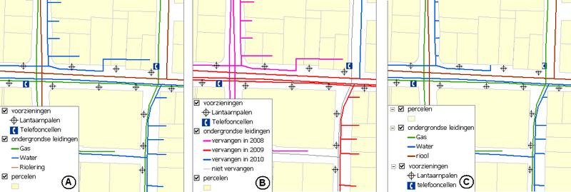 File:Geo visualisatie met een gis op drie wijzen.PNG