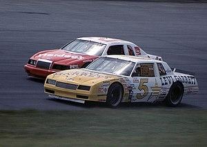Hendrick Motorsports - Geoff Bodine in 1985.