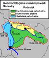 Geomorfologické členění povodí Sázavky.png