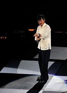 George Lam Hong Kong singer