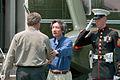 George Bush with Junichiro Koizumi, June 2001.jpg