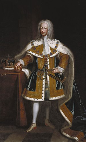 King of Hanover - Image: George II