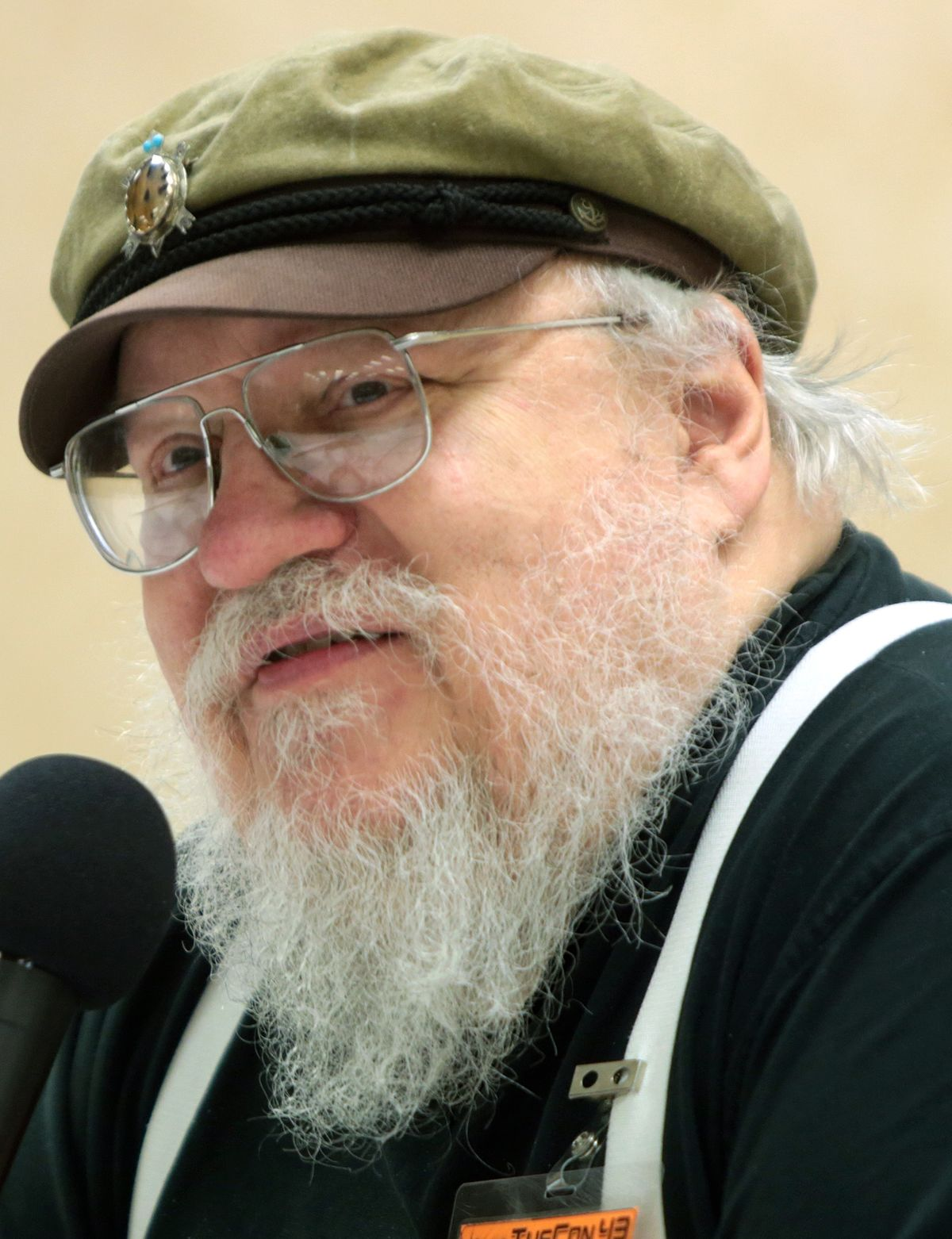 george r r martin 2 days ago  george r r martin says his game of thrones novels could have provided enough material to keep the popular hbo series going for another five seasons in a red carpet interview at the emmy awards .