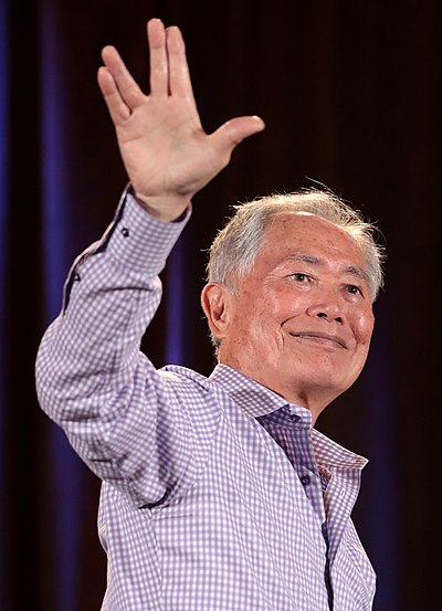 George Takei, American actor