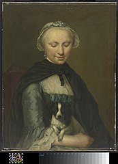 Antoinette Metayer (1732-88). Oudste zuster van Louis Metayer