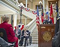 Georgia Guardsmen honored during Purple Heart Ceremony at State Capital 140520-Z-PA893-047.jpg