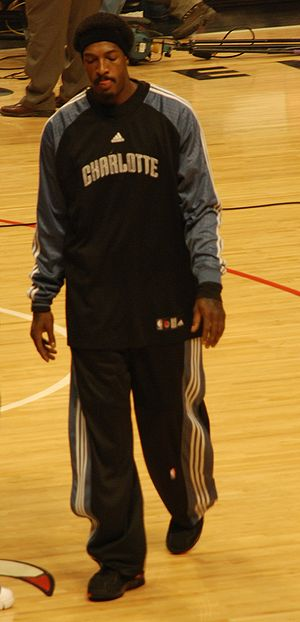 2004 NBA Expansion Draft - Gerald Wallace was selected from the Sacramento Kings.