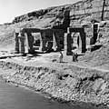 Gerf Hussein, the Temple of Ptah seen from the Nile.jpg