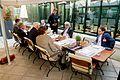 German Foreign Minister Steinmeier Hosted Secretary Kerry and Advisers for Dinner.jpg