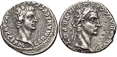 Germanicus restitution Denarius 2120277.jpg