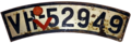 Germany Hesse motorcycle license plate VH-52949.png