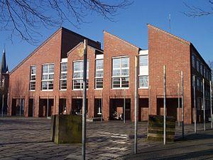 Gescher - Townhall of Gescher