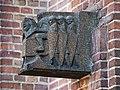 Gevelsteen Hildo Krop, Rijksmonumentnummer 491984, Stadhouderskade 1, foto 2.JPG