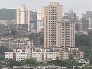Kanjurmarg - Suncity Towers