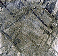 Gibeon meteorite, pattern.jpg