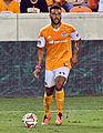 Giles Barnes, Houston Dynamo vs D.C. United. August 3, 2014.jpg