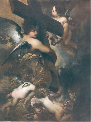 Gillis Backereel - Angels with Cross
