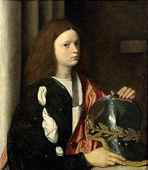 Portrait de Francesco Maria Della Rovere