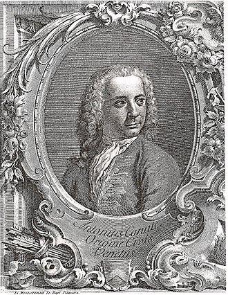 Canaletto - Image: Giovanni Antonio Canal