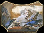 Giovanni Battista Tiepolo - The Virgin Appearing to St Dominic - WGA22279.jpg