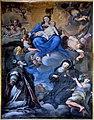Giuseppe Nasini, Madonna col Bambino tra i Santi Giuliana e Filippo Neri, Basilica di San Clemente in Santa Maria dei Servi (Siena).jpg