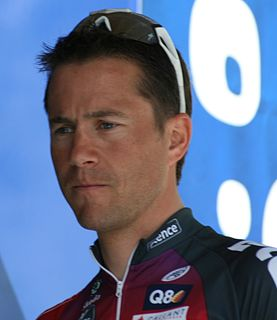 Glenn DHollander Belgian cyclist