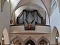 Gmunden - Pfarrkirche Jungfrau Maria und Erscheinung des Herrn - Orgelempore.jpg