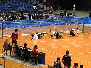 Japan mens national goalball team