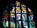God the Creator by Wyspianski, Franciscan Church, Krakow.JPG
