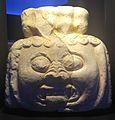 Gorgoneion from Alea, Archaeological Museum of Tegea (2017, exhibit 1311).jpg