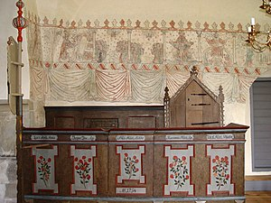 Eke Church - Image: Gotland Eke kyrka 05